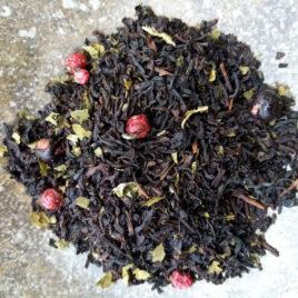 Thé noir de L'automne