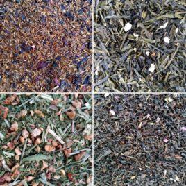 Bundle thés du printemps